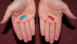 ¿La roja o la azul? ¿Ulipristal o levonorgestrel?