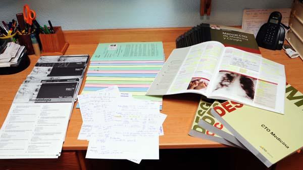 Material estudio